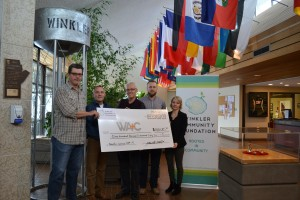 WCF partnered with WA&C in 2014-2015 to receive funds for WA&C facility building project.