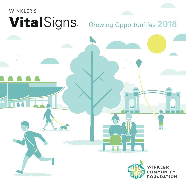 Vital Signs : Winkler Community Foundation